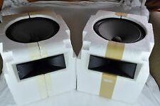 Magnavox EL-2561-1 Styrofoam Enclosure Speakers, Woofer / Horn Tweeter 701327