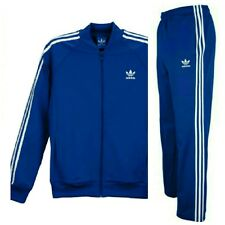 MEDIUM NWT Adidas Originals Superstar Tracksuit PANTS & JACKET - Only 1 on Ebay!