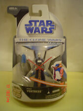 Star Wars The Clone Wars ASAJJ VENTRESS #15 Hasbro Action Figure 2008
