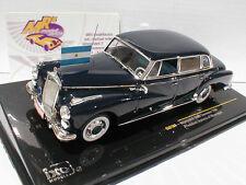 IXO CLC187 # Mercedes-Benz 300D Limousine Baujahr 1957 in dunkelblau 1:43 NEU