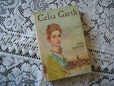 Celia Garth (Gwen Bristow, 1959 Hardcover w/DJ) BCE