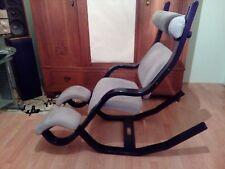 Relaxsessel Designsessel Entspannungssessel Stokke Gravity Balans Varier Leder!!