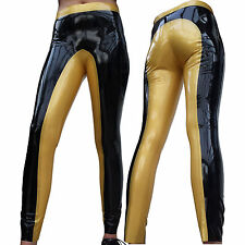 Latex Reitleggings / Reithose / Reiterhose / Leggings / Rubber Breeches Gr.M/L