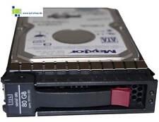 """HP 80 GB 3.5"""" SATA 7.2K RPM Hot Plug HDD 349237-B21 353042-001 397551-001"""