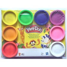 Play-Doh Rainbow Starter Pack Case of 8 Colours