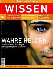 Wissen--Süddeutsche Zeitung-- Wahre Helden --Nr.4-- 2005 -