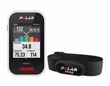 POLAR V650 GPS BIKE COMPUTER with Heart Rate