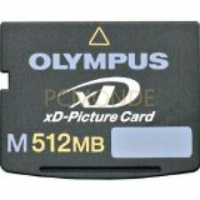 Olympus xD M 512 MB Flash Picture Card (200395)