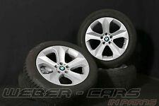 orig. BMW X6 E71 19 Zoll Alufelgen Winterreifen 255 50 R19 Winter Kompletträder