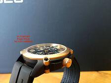 PORSCHE Design Orologio p'6920 RATTRAPANTE GOLD LIMITED UVP: 32160 EUR