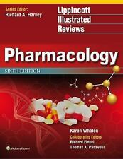 New-Pharmacology (Lippincott's Illustrated Reviews Series) by Whalen 6ed INTL ED
