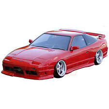 D-Like Nissan 180SX model 1996 190mm Clear Body 1:10 RC Car Drift On Road #DL083