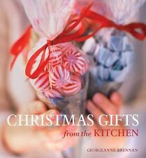 Christmas Gifts from the Kitchen Homemade Treats Cookies Cheese Straws.
