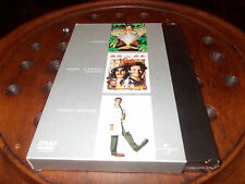 Jumanji - Hook  Patch Adams  Robin Williams Digipack box 3  Dvd ..... Nuovo