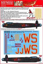 Kits World Decals 1/48 AVRO LANCASTER B.I Still Going Strong