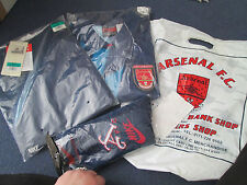 Ultimate! Arsenal 1994-1995 Away Football Shirt Shorts Socks BNWT & Receipt /bi
