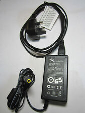 12V 2A Mains AC-DC Adaptor Power Supply for BT YouView+ Humax DTR-T2100 Box