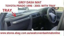 DASH MAT, DASHMAT TOYOTA LANDCRUISER PRADO 1996 - 2001, GREY
