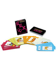 Amazing Kheper Games Lesbian Sex Card Game - Bilingual