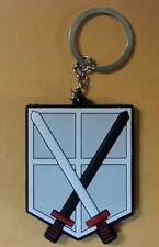 Attack on Titan Training corps key chain