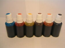 1 x 30ml.Nitrocellulose Lacquer Colour Tinter. Choose 1 colour from the chart