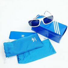 BNWT Rare Adidas Greenville White Union Jack Sunglasses