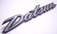 JDM OEM DATSUN FAIRLADY Z 240Z EMBLEM BUDGE VERY RARE JAPAN F/S