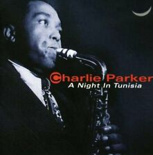 Charlie Parker - Night in Tunisia .NEW CD