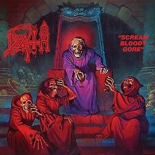 Scream Bloody Gore - Death (2016, CD NIEUW)2 DISC SET
