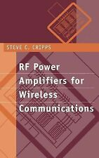 RF Power Amplifiers for Wireless Communications, Cripps, Steve C., Good Book