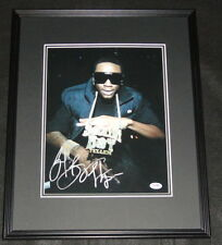 Soulja Boy Tell 'Em Signed Framed 11x14 Photo PSA/DNA Crank That