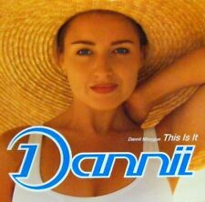 Dannii Minogue This Is It 5 mixes Uk 12""