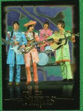 """""""The Beatles"""" Fab Four Promo Collector Card by Sports Time 1996 Mint Condition !"""