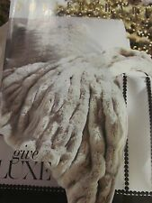POTTERY BARN CATALOG HOLIDAY 2015 GIVE LUXE BRAND NEW