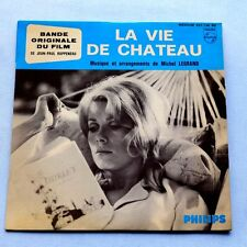 "7"" OST/BOF MICHEL LEGRAND - La Vie de Chateau / Rare Philips French"