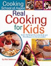 Cooking School Of Aspen's Real Cooking For Kids: Inside-out Spaghetti, Lucky Duc