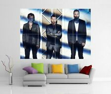 MUSE MATTHEW BELLAMY THE 2ND LAW THE RESISTANCE GIANT WALL ART PRINT POSTER H253