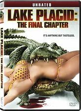 Lake Placid 4 The Final Chapter Region 4 New DVD