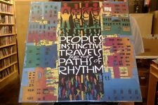 A Tribe Called Quest People's Instinctive Travels & the Paths of Rhythm LP vinyl