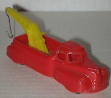"""1950's Thomas Toys Tow Truck Approx 4.25"""""""