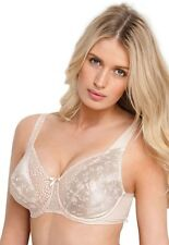 CLEARANCE!!! Playtex Secrets Floral Signature Bra - Style 4422 - Beige 36C
