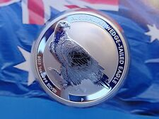 2017 Australian Wedge-Tailed Eagle coins .9999 ultra-fine silver