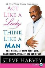 Act Like a Lady, Think Like a Man LP: What Men Really Think About Love, Relation
