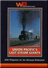 Union Pacific's Last Steam Giants DVD WB  Big Boy