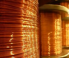 0.40mm - ENAMELLED COPPER WINDING WIRE, MAGNET WIRE, COIL WIRE - 1500 Gram Spool