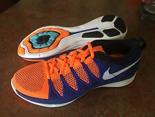 New Nike Flyknit Lunar 2 Men's Running Shoes Size 10 Style 620465-801
