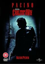 Carlito's Way DVD Al Pacino Sean Penn Brand New and Sealed UK Release R2