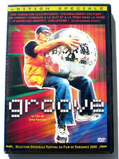 GROOVE - GREG HARRISON - HOUSE, RAVES & SAN FRANCISCO - 2000 - DVD NEUF NEW NEU
