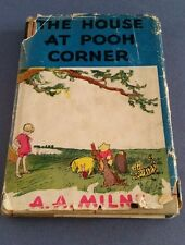 The House At Pooh Corner by A A Milne131st Printing 1943
