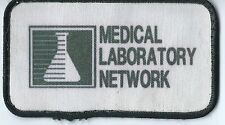 Medical Laboratory Network patch Ventura, CA 2-1/2 X 4-3/8